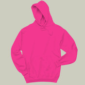P-Paw - 996-X Jerzees 8oz. 50/50 Pullover Hooded Sweatshirt