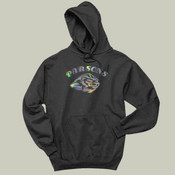 Spectrum Lion - 996Y Jerzees Youth 8oz. NuBlend® 50/50 Pullover Hood