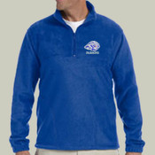 Parsons Lions - M980 Harriton Quarter-Zip Fleece Pullover