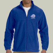 Parsons Lions - M990 Harriton Men's 8oz. Full-Zip Fleece