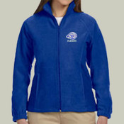 Parsons Lions - M990W Harriton Ladies' 8oz. Full-Zip Fleece