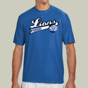 Lions Tail - N3142 A4 Short-Sleeve Cooling Performance Crew Neck T-Shirt