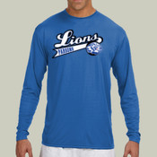 Lions Tail - N3165 A4 Long-Sleeve Cooling Performance Crew Neck T-Shirt