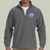 Lions - M990 Harriton Men's 8oz. Full-Zip Fleece